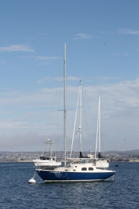 28.5' Pearson Triton Sailboat